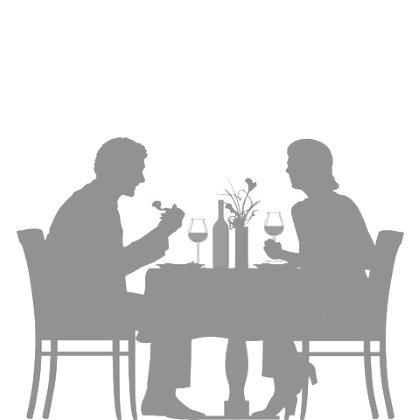 """Cena con la """"Regina del Bosco"""": la BECCACCIA."""