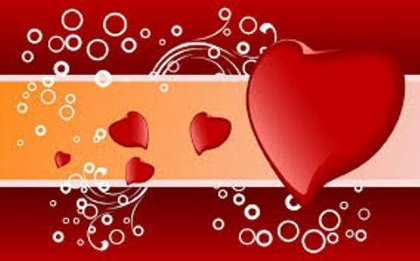 SAN VALENTINO.....LA CENA Romantica.......