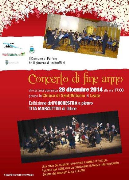 """""""Concerto di fine anno"""""""