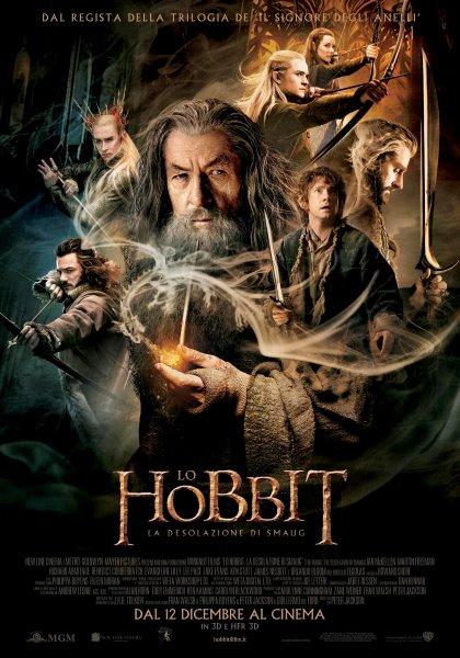 Proiezione di Lo Hobbit - La desolazione di Smaug