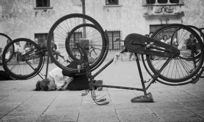 RUEDIS_ruote di confine alla Cycling dance di Operaestate festival