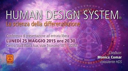 Presentazione di HUMAN DESIGN SYSTEM