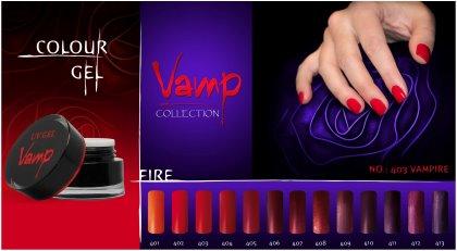 VAMP NAILS - Colour Gel