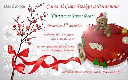 Corso Cake Designer Natalizio