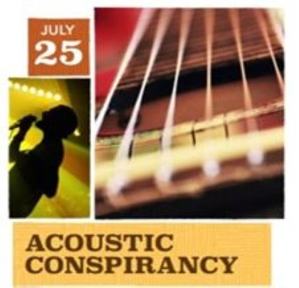 ACOUSTIC CONSIRANCY IN CONCERT