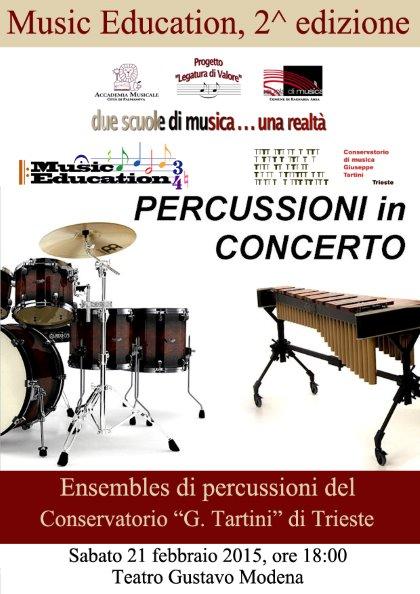 Percussioni in Concerto