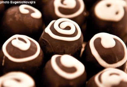 Dal 14 al 17 febbraio.... vieni a degustare le opere in cioccolato ed i distillati di Adelia Di Fant