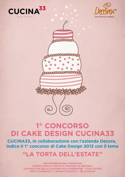 1° Concorso di Cake Design