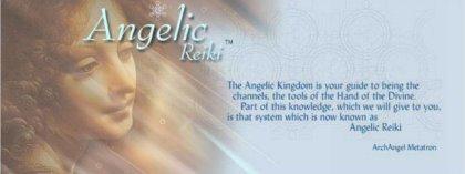 Presentazione Reiki Angelico
