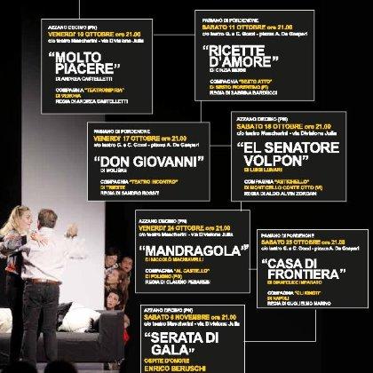 5° Festival Internazionale del teatro amatoriale Marcello Mascherini