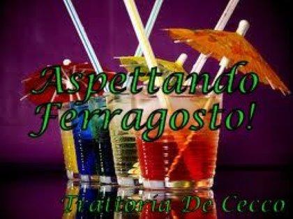 ASPETTANDO FERRAGOSTO..CON I 5 DB!