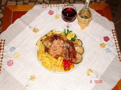 """Festa con grigliata """"AL CAMARIN"""""""