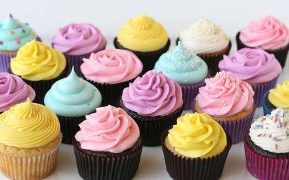 Cupcakes per mamme e bambini