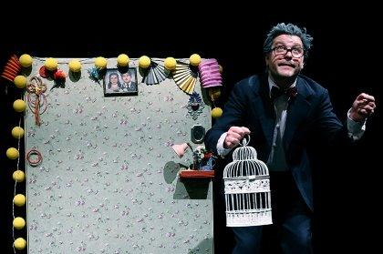 Stagione teatrale Piccoli palchi: Ode alla vita