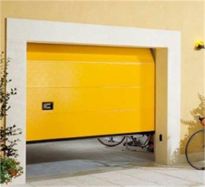 Porte da garage - SEZIONALI