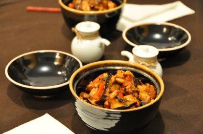 La cucina di casa giapponese