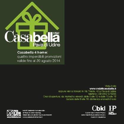 Promozione 2014 Casabella 4 Home