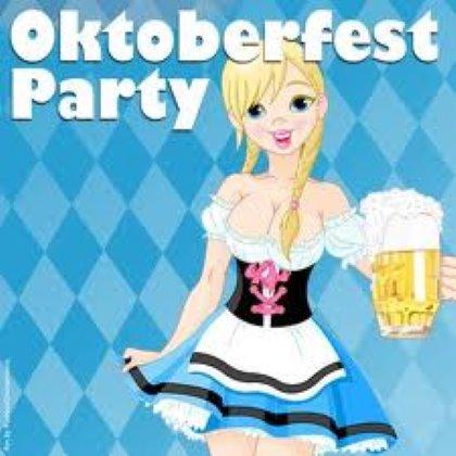 OKTOBERFEST PARTY!