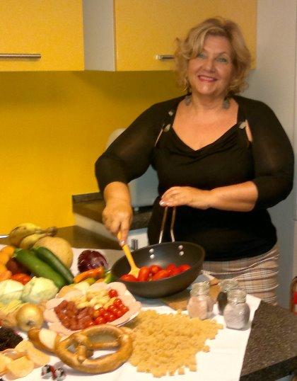 ARCOBALENO IN CUCINA - Il menù in GIALLO