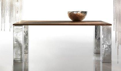 tavolo fisso o allungabile