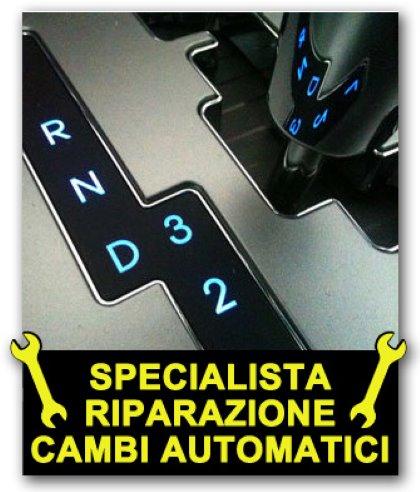 Specialista riparazioni CAMBI AUTOMATICI