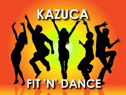KAZUCA FIT 'N' DANCE - GO!