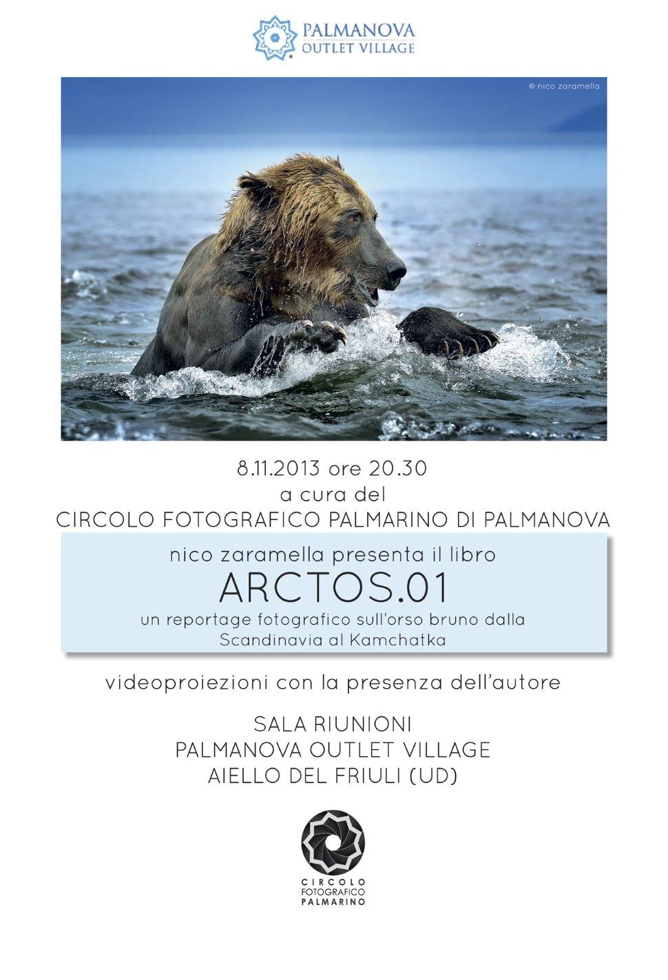 ARCTOS.01 - Gli orsi di Nico Zaramella