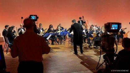 Orchestra a plettro Tita Marzuttini .. in onda !