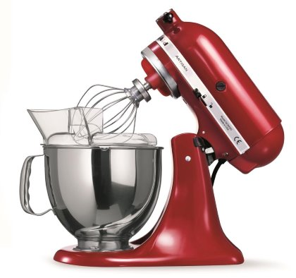 KitchenAid un collaboratore in cucina.
