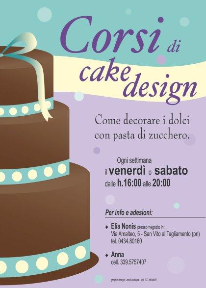 Corsi di Cake Design per tutti: base e avanzato