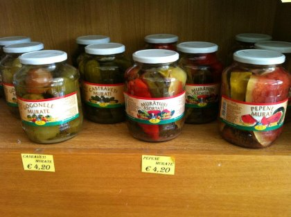 Prodotti e specialità culinarie polacche, ucraine, rumene, bulgare.
