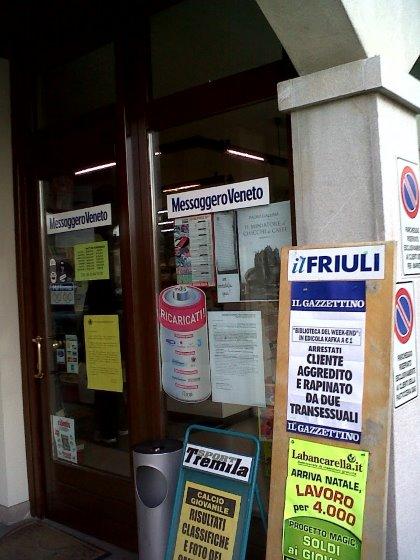Edicola, Libreria, Cartoleria