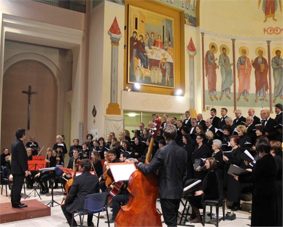 """Coro """"Giuseppe Verdi"""" di Ronchi dei Legionari"""
