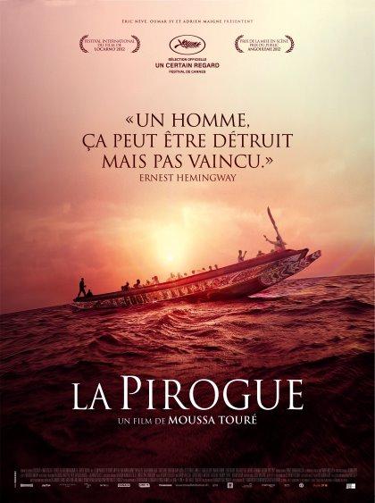 Proiezione del film La Pirogue