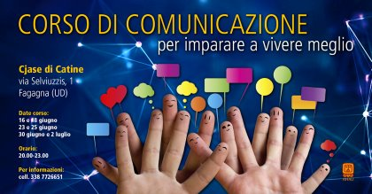 Corso di comunicazione per imparare a vivere meglio