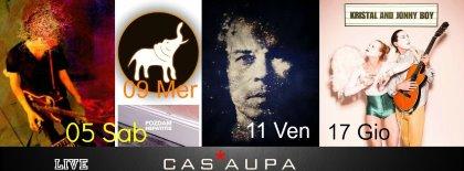 Calendario Eventi CAS'AUPA