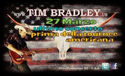 TIM BRADLEY@TRATTORIA DE CECCO