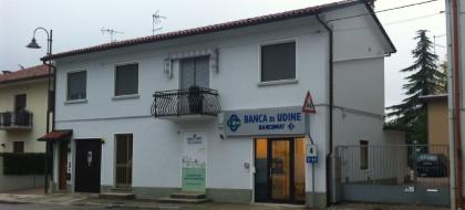 Vieni in via Giovanni Pascoli a Lumignacco a conoscere i nostri servizi. Banca di Udine: a pochi metri da te