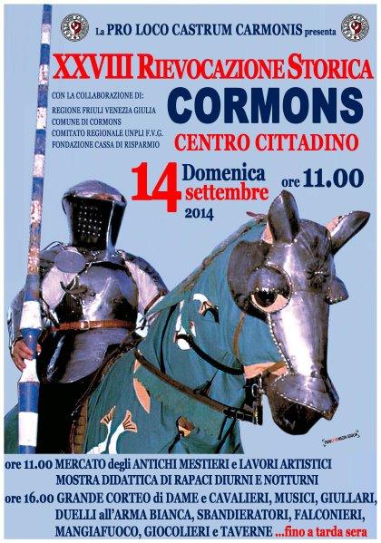 Rievocazione storica di Cormons