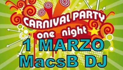 CARNIVAL PARTY & MACS B DJ!