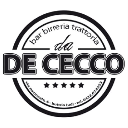 Bar Trattoria Birreria De Cecco