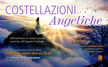 COSTELLAZIONI ANGELICHE - Serata di presentazione