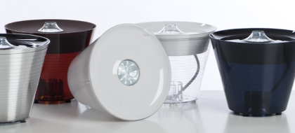 Regala una lampada originale...la MultiPot+: la lampada multipresa a forma di vaso