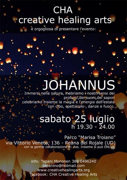 JOHANNUS - FESTA D'ESTATE