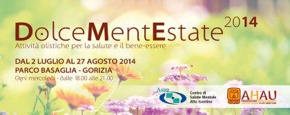DolceMentEstate 2014 - Attività olistiche nel parco