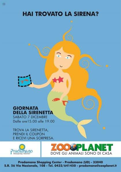 Cerca la Sirena!