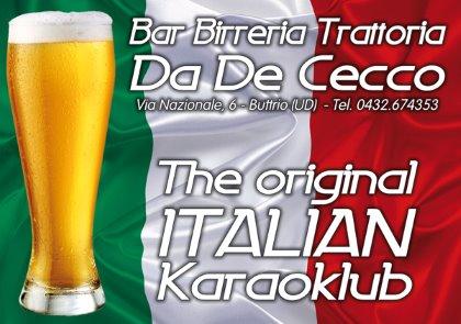 ITALIAN KARAOKE!