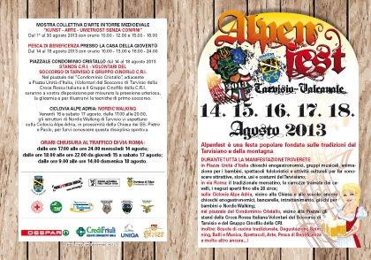 Alpenfest Tarvisio