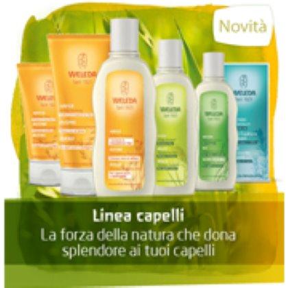 Open Day Weleda - Linea Capelli