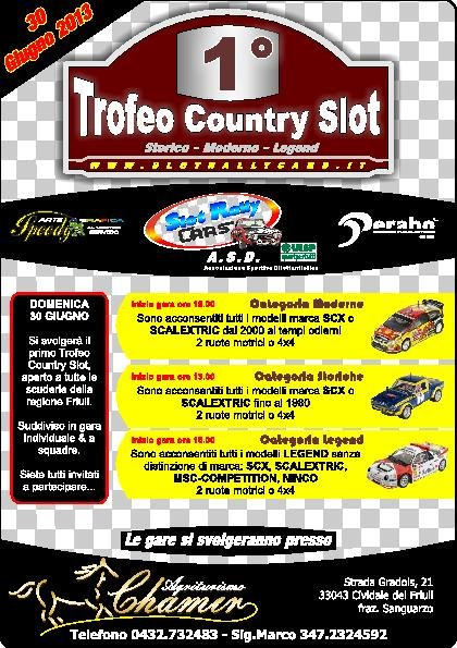 Trofeo Country-Slot 2013